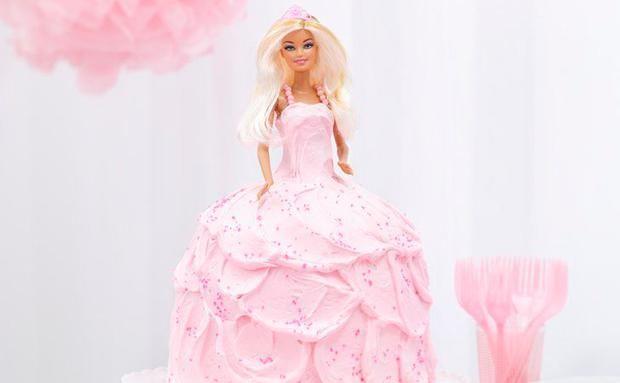 Kennst Du Schon Den Barbie Kuchen Leckere Rezepte Tasty