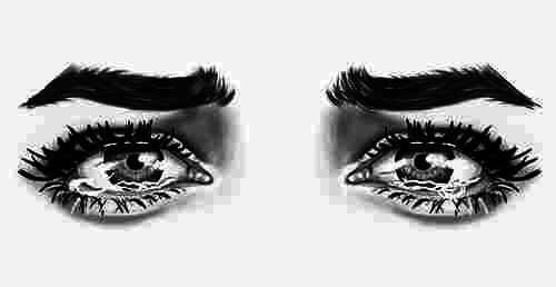Suenos E Ilusiones Del Corazon Cry Drawing Eye Drawing Eye Sketch