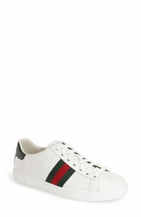 Gucci New Ace Sneaker Women