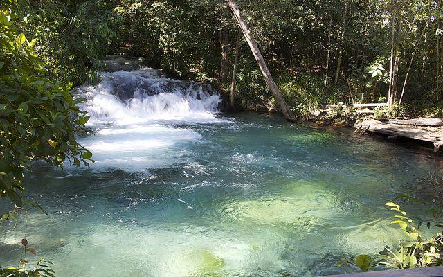 Cachoeira da Formiga - Jalapão por Gabriel Castaldini