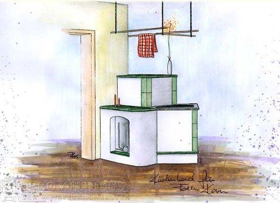 Küchenherd | Cooking & Heating with Wood | Pinterest | Küchenherde