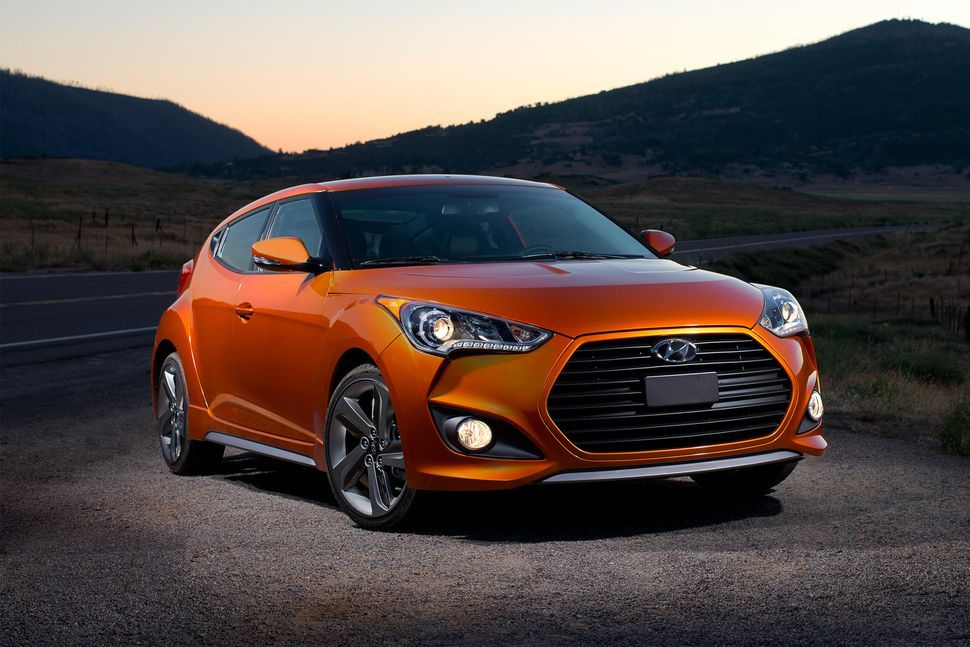 Hyundai recalls 16,500 Velosters over stalling, fire