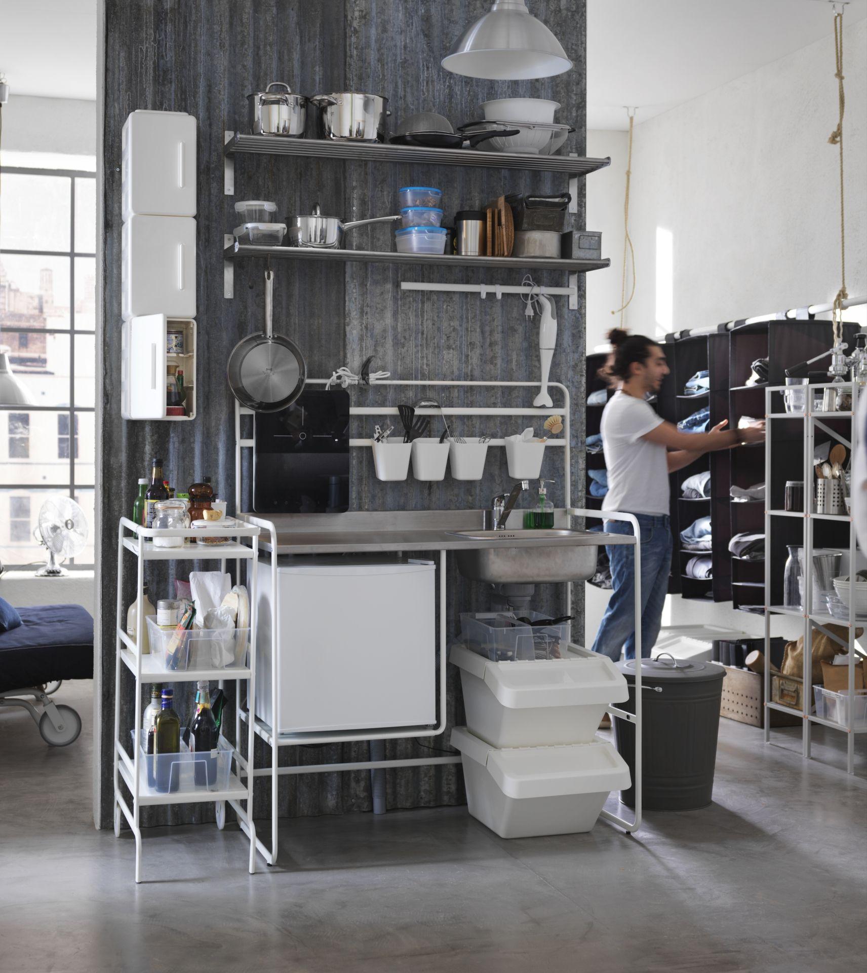 SUNNERSTA / TILLREDA / LAGAN / LILLVIKEN keuken | #IKEAcatalogus ...