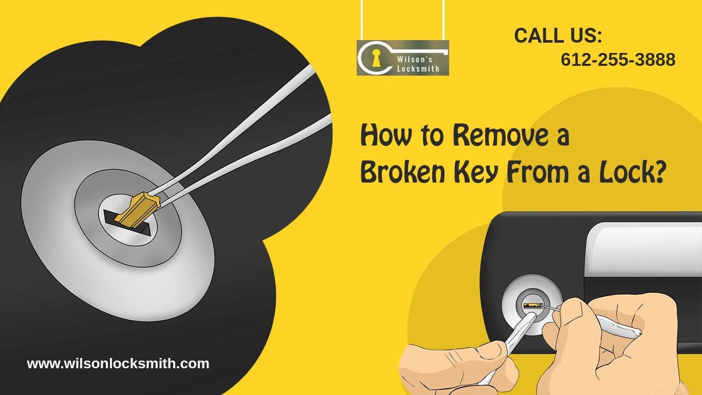 Has your key broken inside a lock? Here is how to get it
