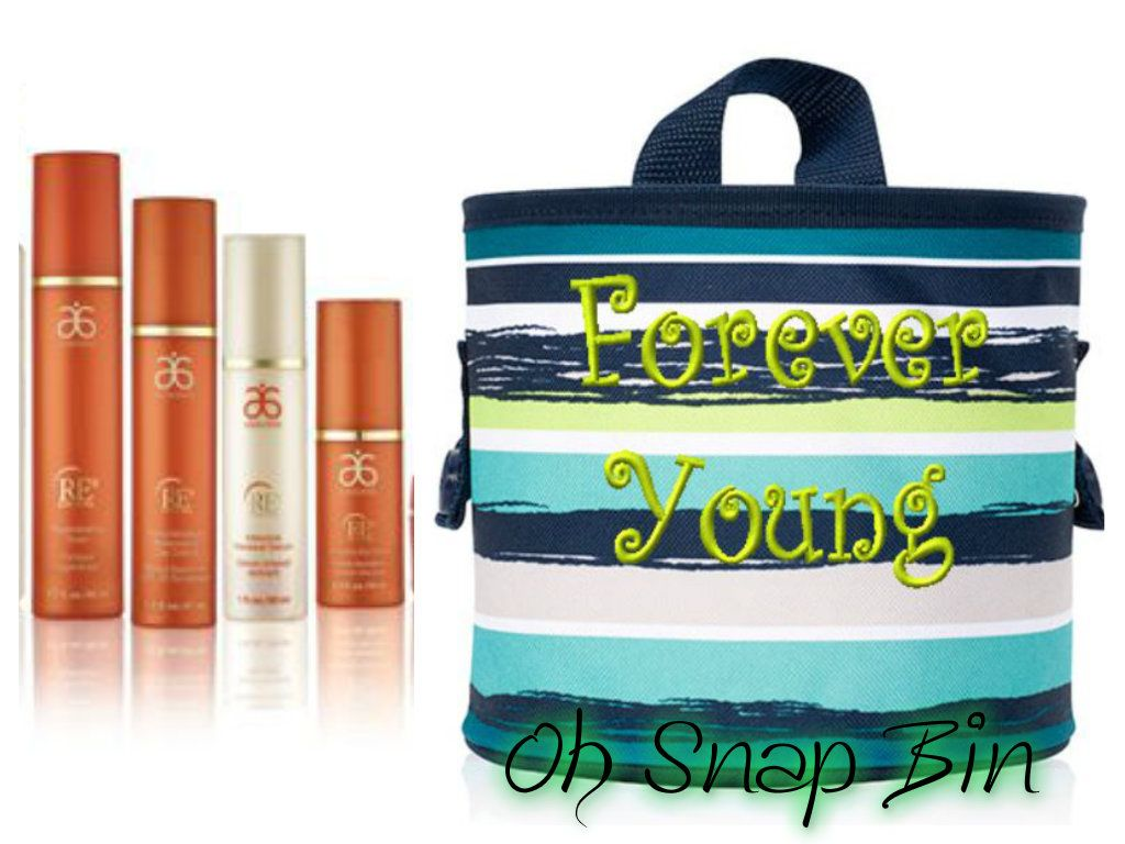 Oh snap bin ideas - Arbonne Re9 And Oh Snap Bin Thirty One