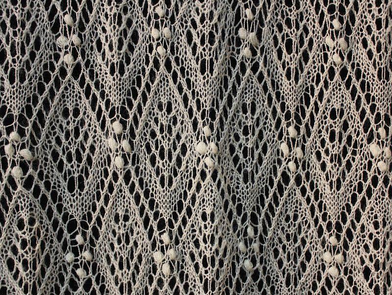 Estonian Lace Knitting Historian And Designer Nancy Bush Wrote The