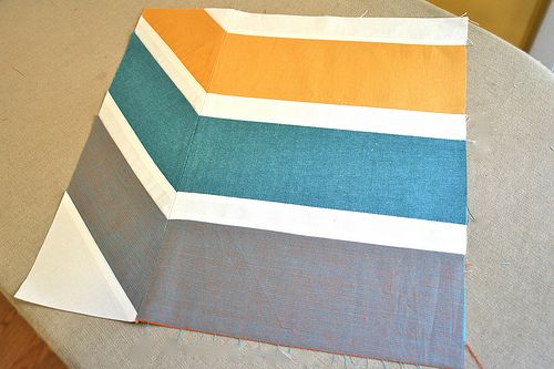 Sew, Mama, Sew Modern Block of the Month - December