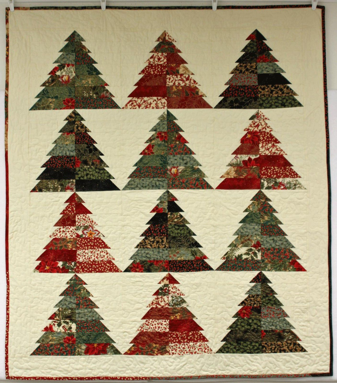 Tree Farm Quilt Pattern Farm Quilt Farm Quilt Patterns Christmas Tree Quilt