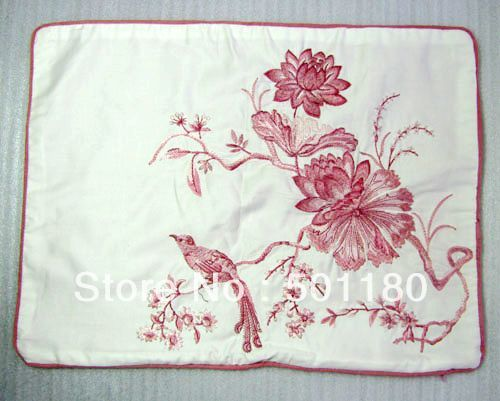 hand embroidery designs - Google Searrrch : embroidery design for pillow cover  - pillowsntoast.com