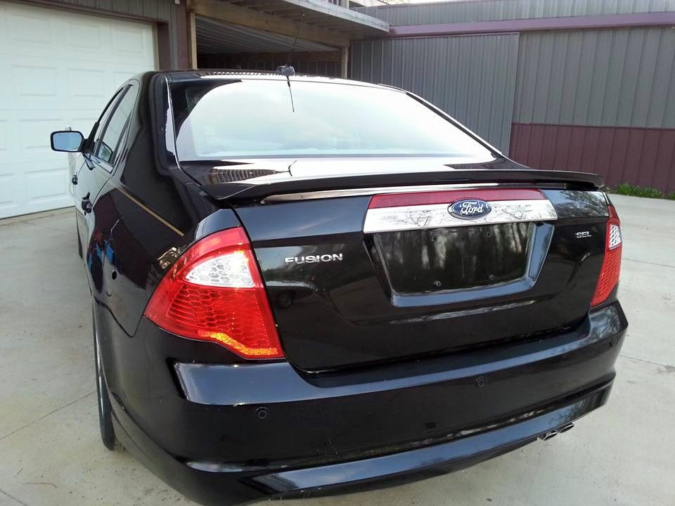 2010 Ford Fusion Usd 10 000 77 000 Miles Clean Title