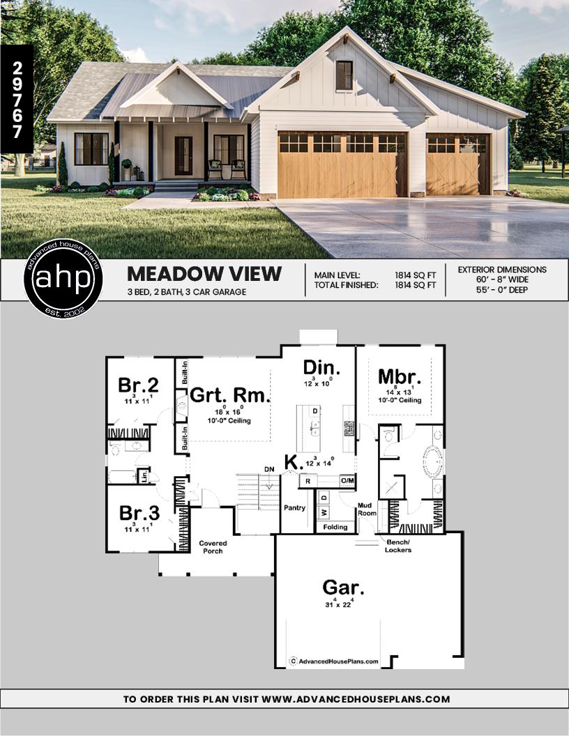 Pin on Farmhouse house plans