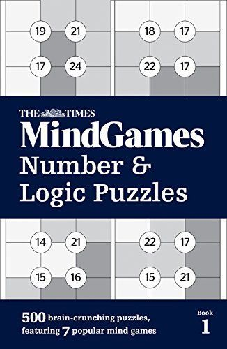 Kaufen Sie The Times Mindgames Number And ab £ 0.17