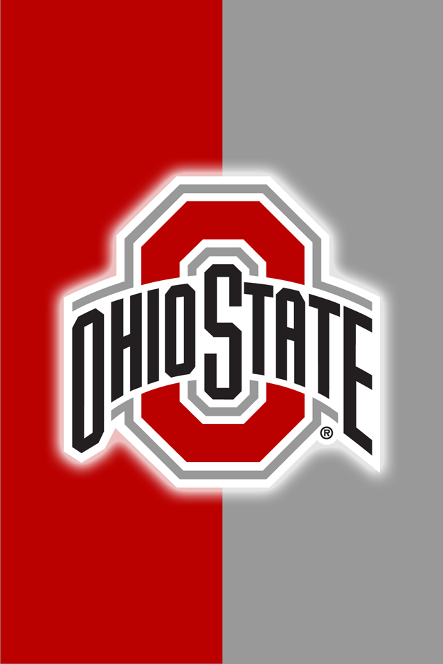Get A Set Of 12 Officially Ncaa Licensed Ohio State Buckeyes Iphone Wallpapers With Your Te Ohio State Buckeyes Football Ohio State Wallpaper Buckeyes Football