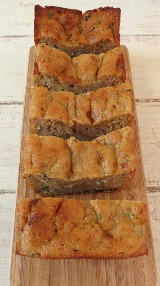 Zucchini bread | Food & drinks | Almond bread, Bread recipes, Yummy food