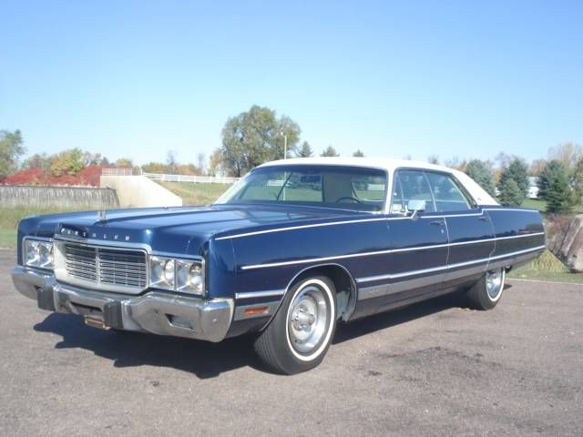 1973 Chrysler New Yorker Brougham Chrysler New Yorker