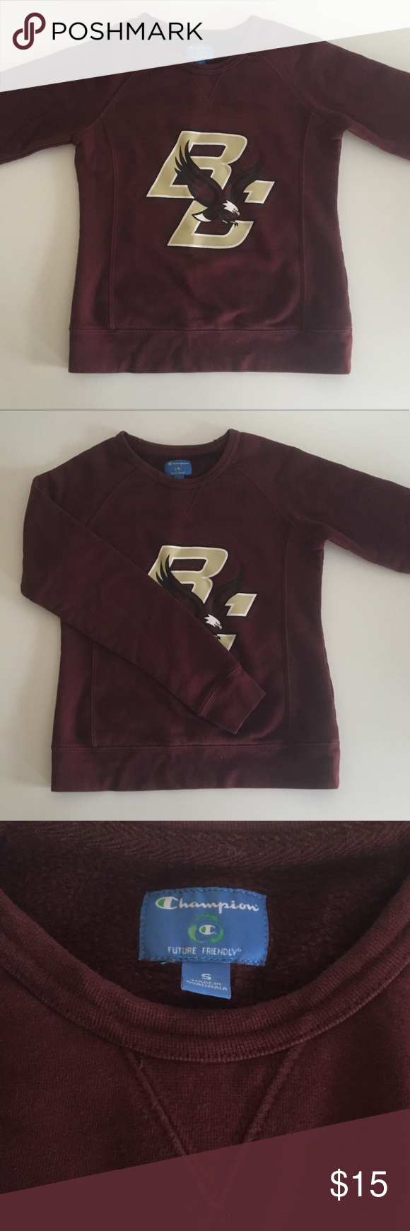 Boston College Pullover Sweatshirt Sweatshirts Pullover Sweatshirt Sweatshirt Tops [ 1740 x 580 Pixel ]