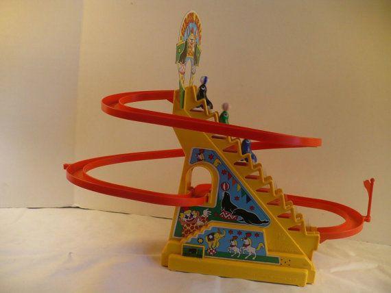 Toys For Seals : Vintage playful circus seals dan yang toys c