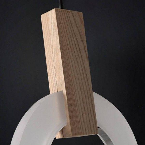 Best Modern Acrylic Led Pendant Light Dia 20 30 40Cm Circles 400 x 300