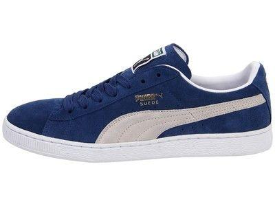 watch 14d65 e4094 New puma basket puma suede ensign blue/ white 181649-02 ...