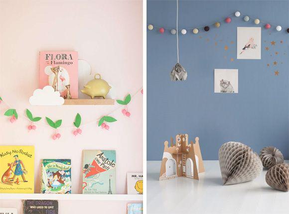 Super decoratie zelf maken kinderkamer - Google zoeken | Versieringen WR-07