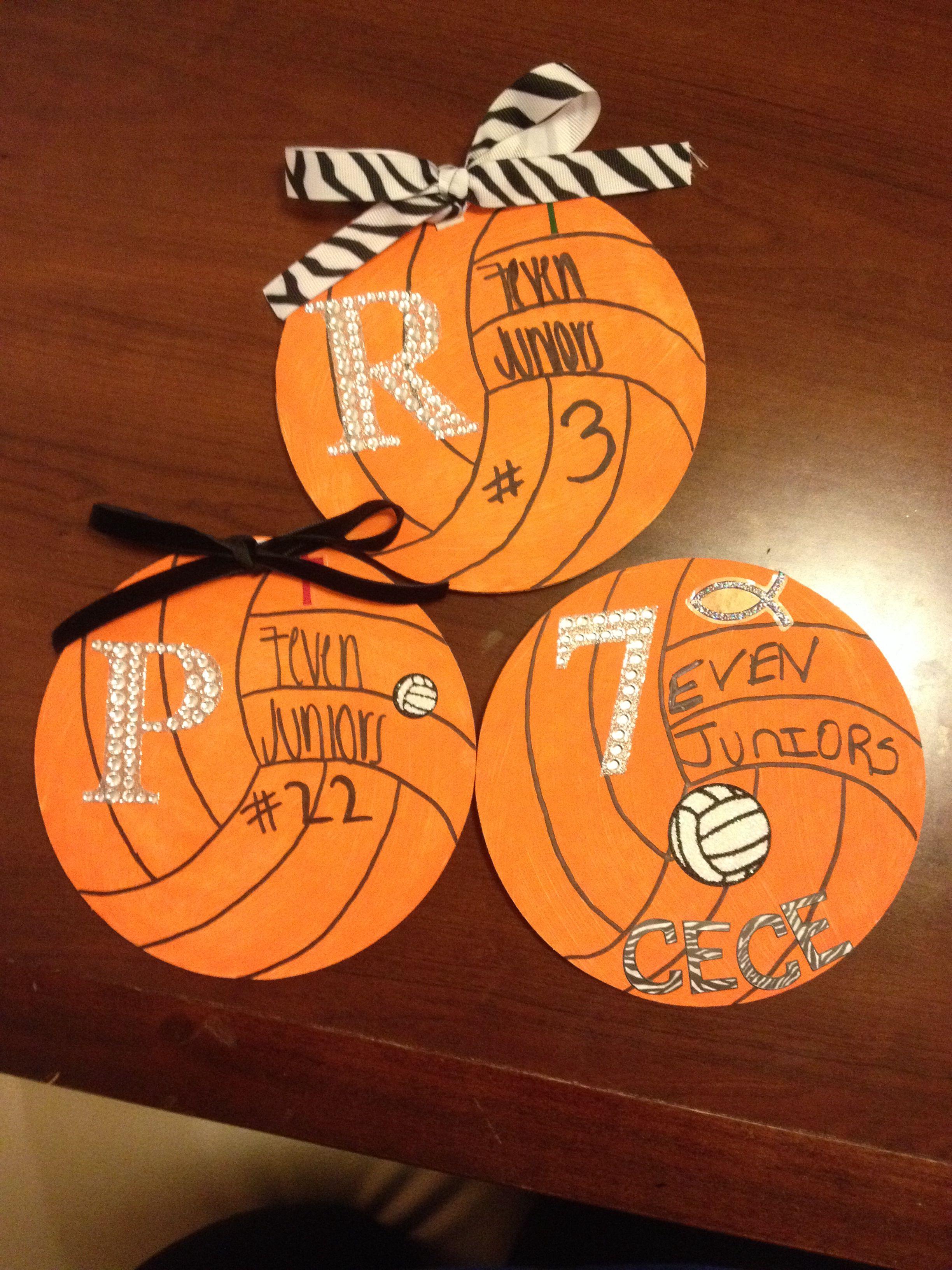 Volleyball Door Decorations Volleyball Locker Decorations Locker Signs Volleyball Signs