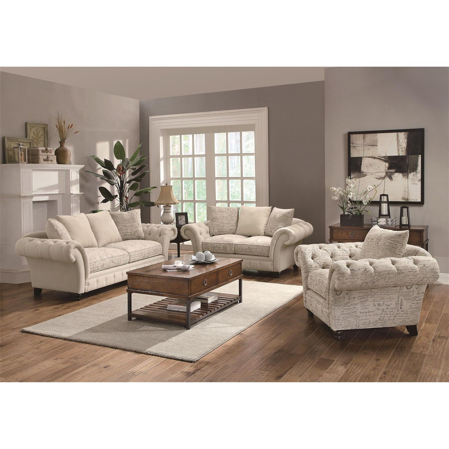 40++ French style living room furniture set ideas