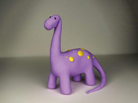 Maya Tips How To Make Simple Models Look Like Clay Maya