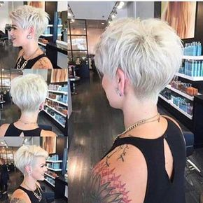 30+ Pixie Hairstyles You Should Try in 2017 #pixiehairstyles