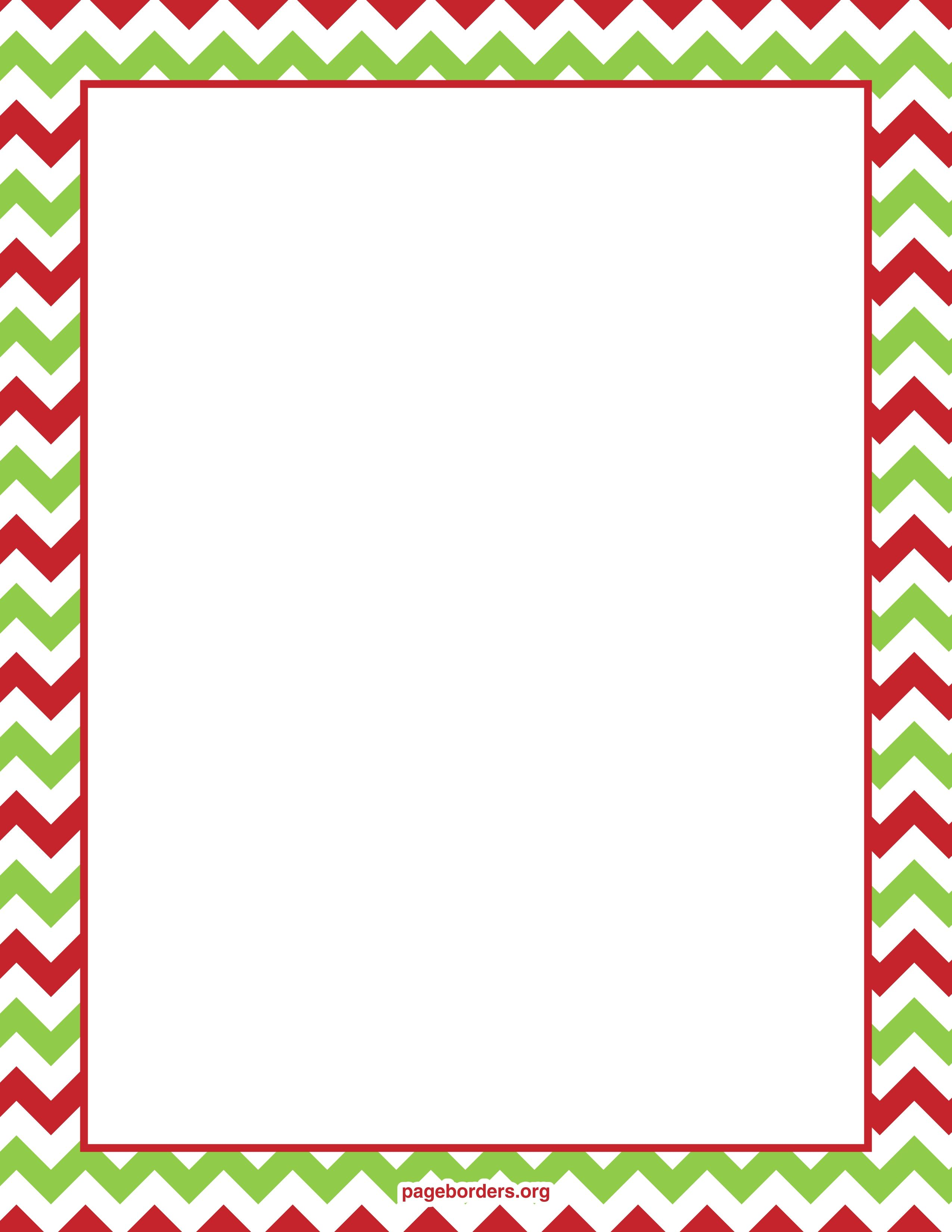 chevron borders clipart free large images