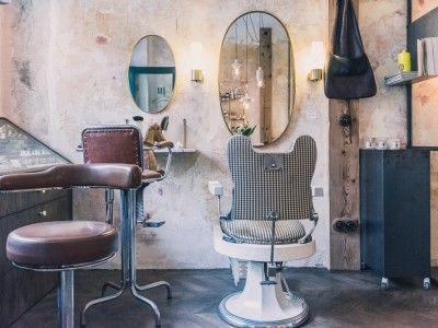 Le Salon de Coiffure/Barbier Le Discret propose à ses clients des ...