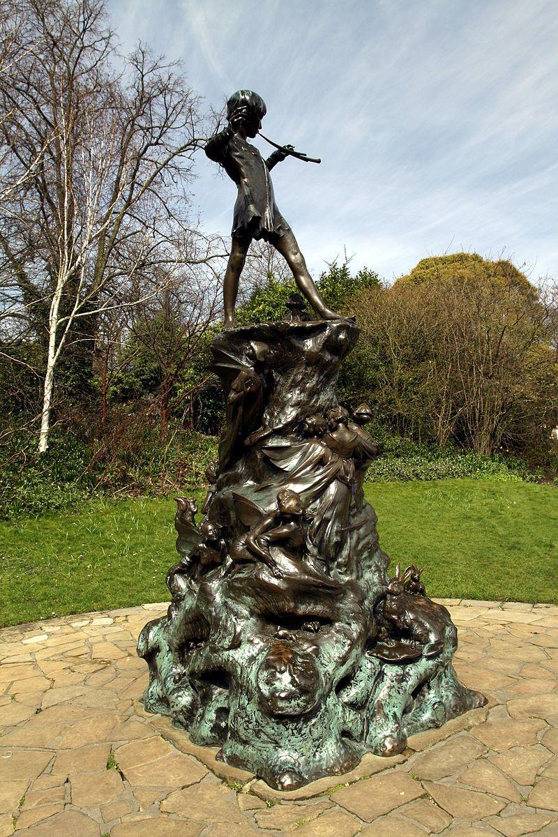 d0a52b59be7274b20705958cc142aafe - Peter Pan In Kensington Gardens Quotes
