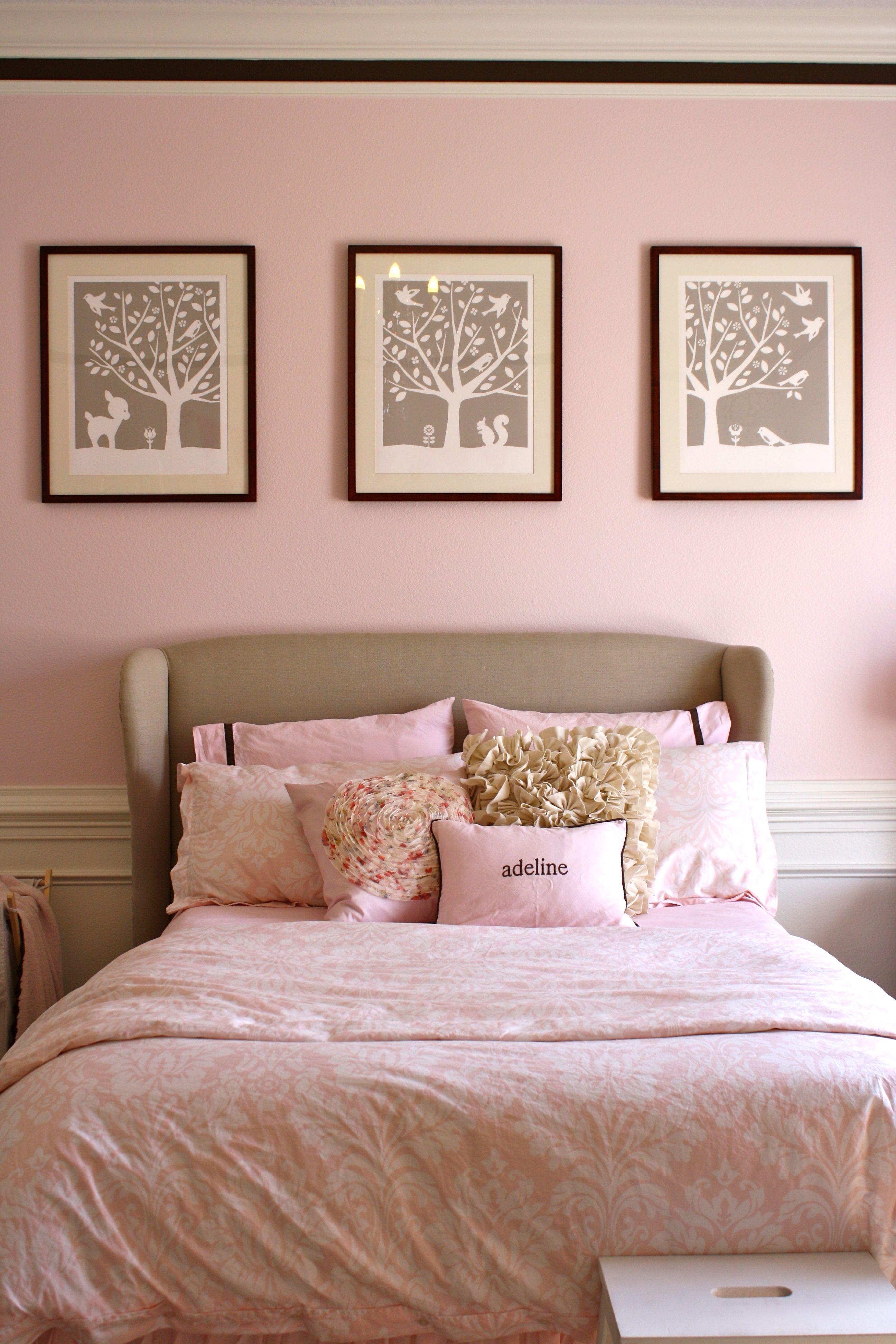 rose et gris  Déco maison, Decoration interieur maison, Deco chambre