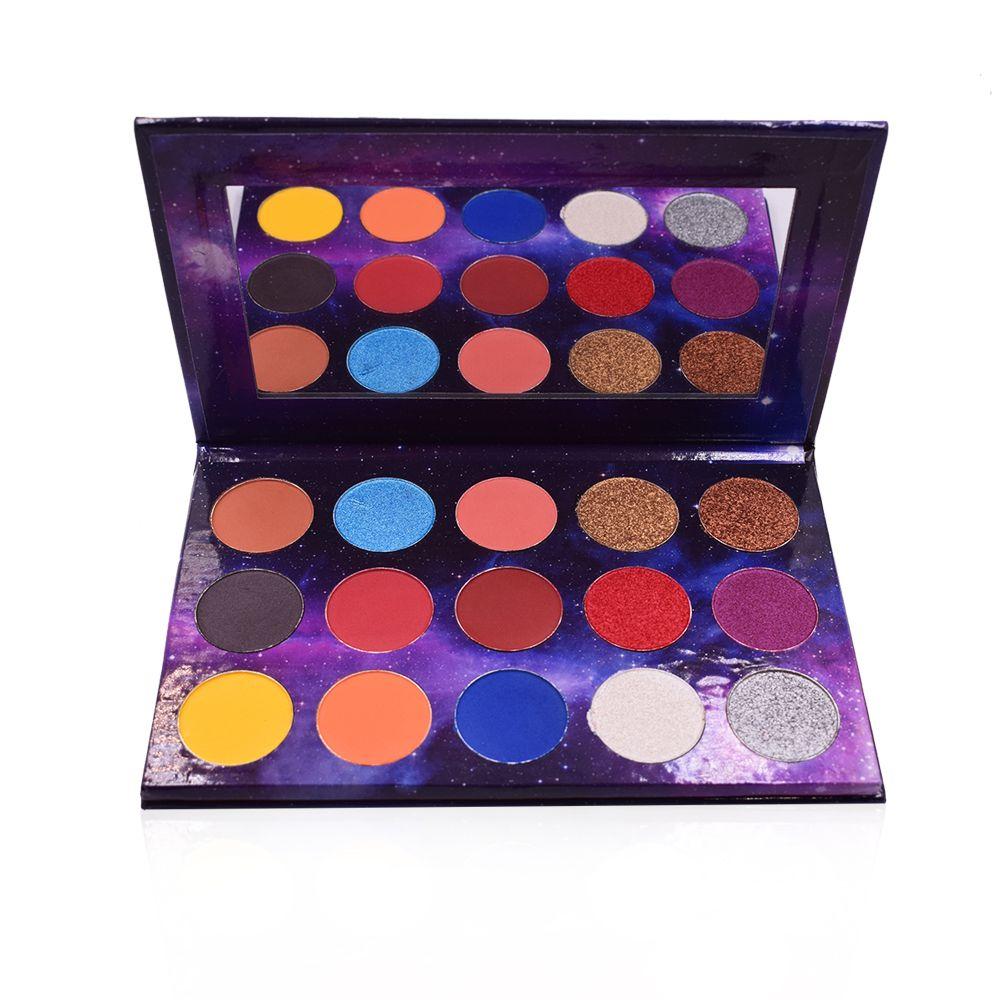 Wholesale Custom 15 Color Private Label No logo Pigment
