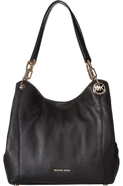 4a423c731fbf MICHAEL Michael Kors Fulton Large Charm Shoulder Tote Tote Handbags ...