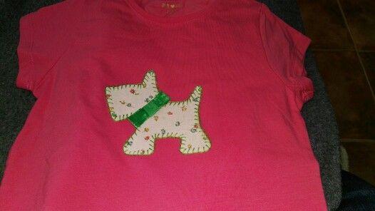 Camiseta para Isabel
