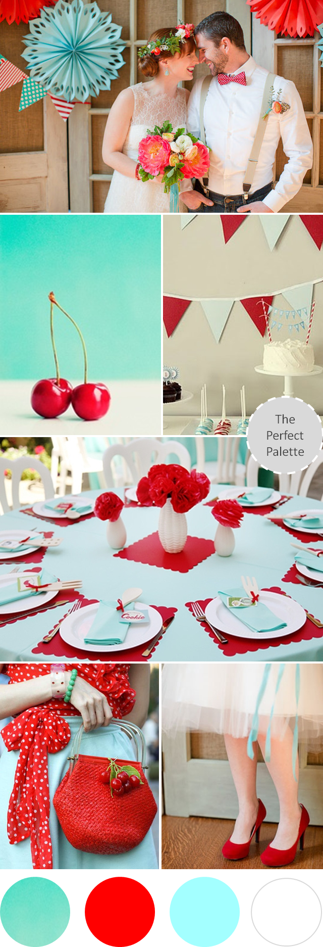Wedding Colors I Love | Pinterest | Aqua, Weddings and Wedding