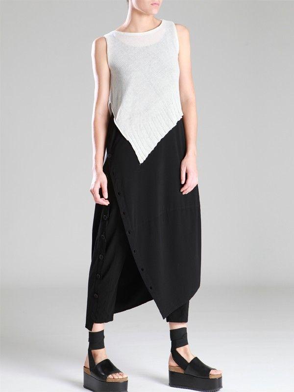 Dress with Lycra by LURDES BERGADA