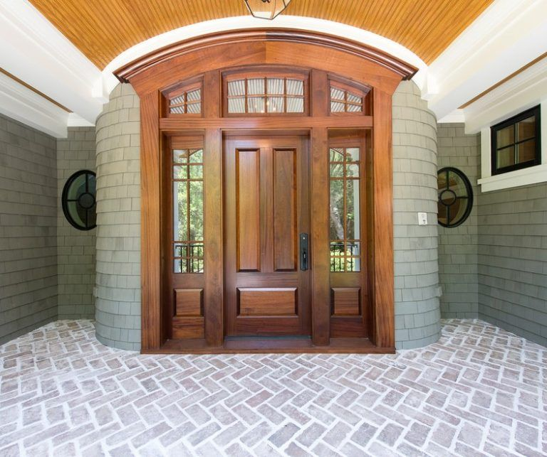 25 Traditional Entry Design Ideas For Your Home In 2020