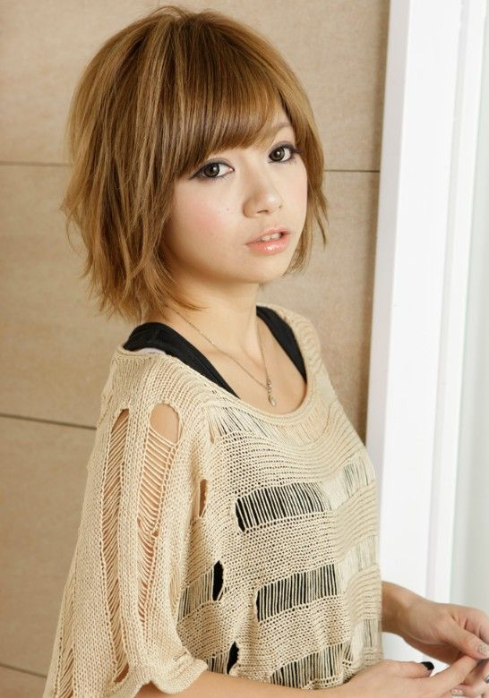 Surprising 1000 Images About Haircut On Pinterest Asian Short Hairstyles Short Hairstyles Gunalazisus