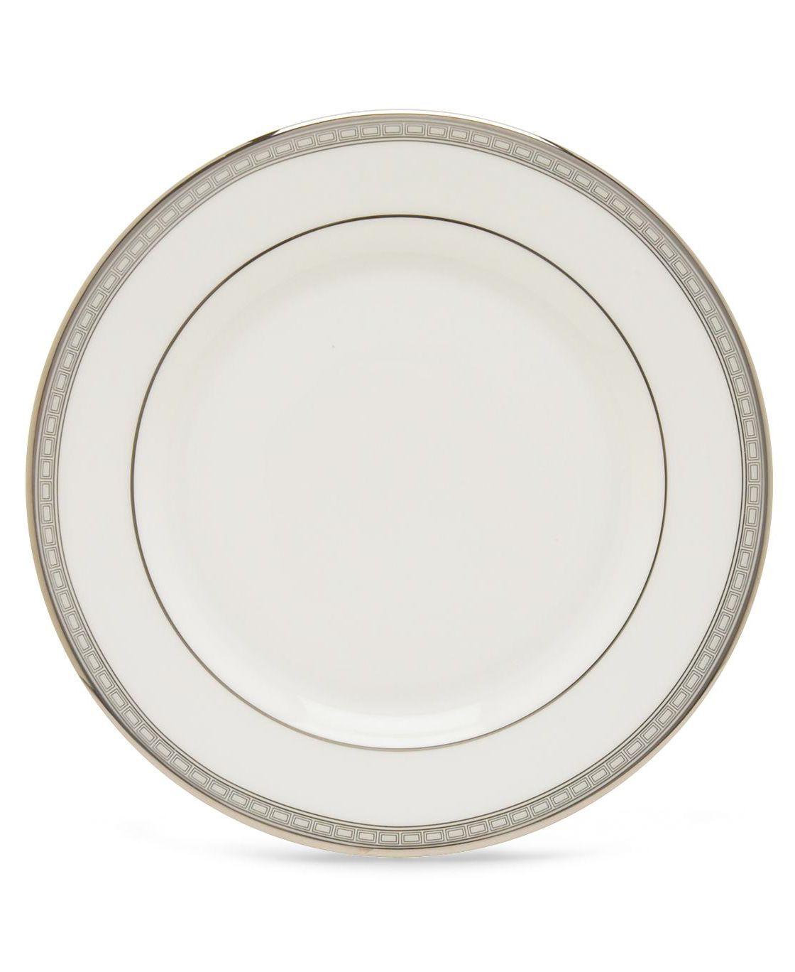 Lenox Murray Hill Appetizer Plate