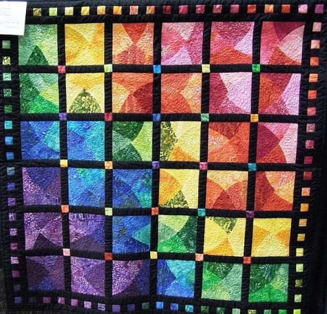 Quilt Inspiration: Wine Country Quilt Show: Day 2