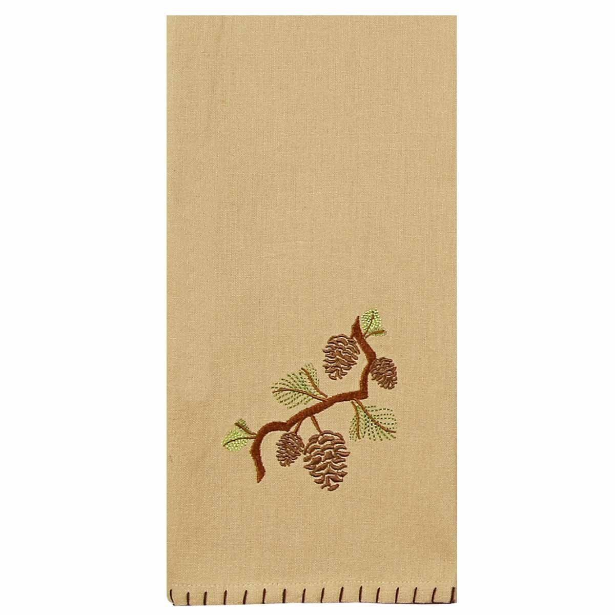 Pinecones Towel - Set of Two | Products | Pinterest | Pinecone ...
