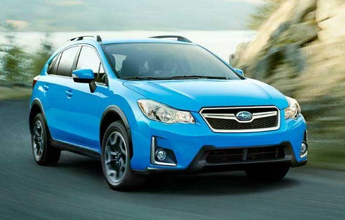 2016 Subaru Crosstrek Subaru Crosstrek Suv Subaru