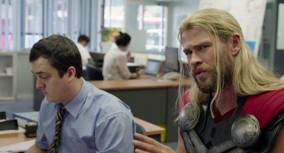 WIRED: See what Thor was up to during 'Civil War' in this very special mockumentary: https://t.co/WCuB346B3M https://t.co/aeowNQOyJ9