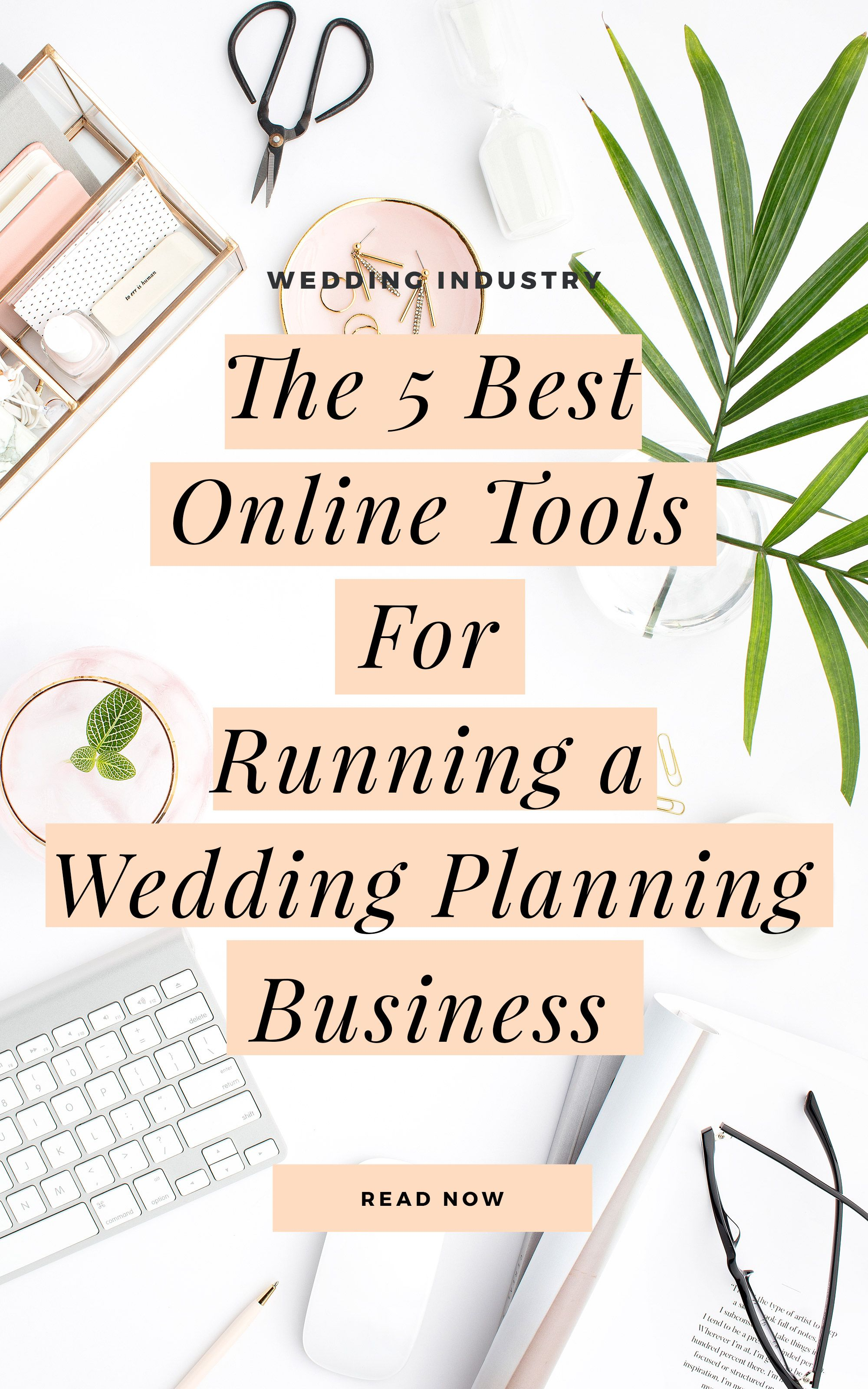 5 Online Wedding Planner Tools You Need To Use