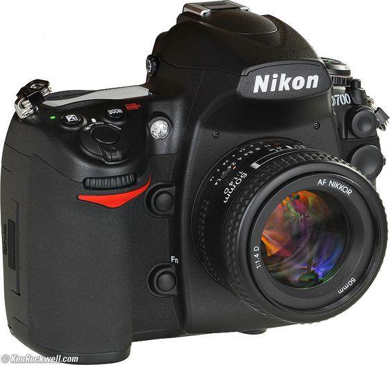 The Nikon D700 And Canon 5d Mark Ii Are The World S Two Most Popular Dslrs For Serious Digital Photographers Camera Nikon Camera Nikon Dslr