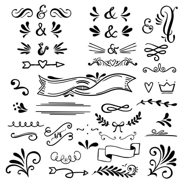 Best Decoration Illustrations, Royalty-Free Vector