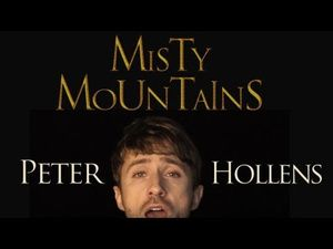 I could listen to this a million times. Misty Mountains one man acapella. AMAZING.