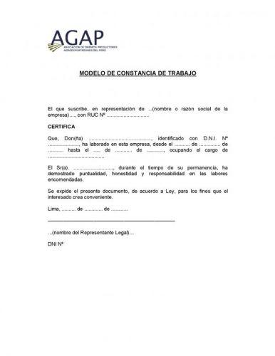 Certificado Laboral Asesoría Modelo - Resultados de Yahoo España en