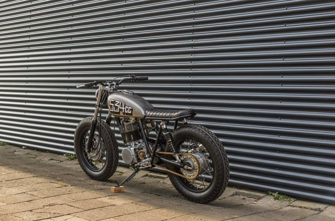 Pin Oleh Jon Allred Di Tuff Bikes And Riders